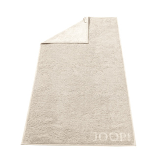 JOOP! Classic Doubleface Handtuch 50/100cm, Farbe sand