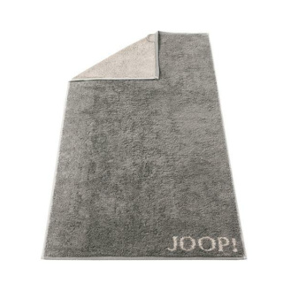 JOOP! Classic Doubleface Duschtuch 80/150cm, Farbe graphit