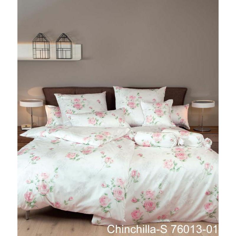 Janine Edelflanell Bettwäsche 76013 Chinchilla S