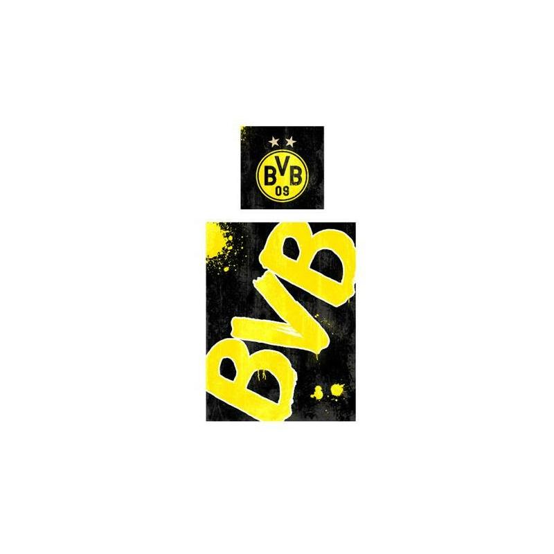 Bvb Bettwäsche Glow In The Dark 135 X 200 Cm