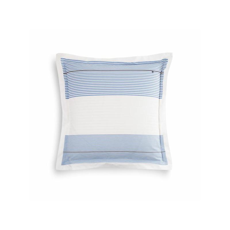 Tommy Hilfiger Bettwasche Weiss Und Blau Gestreift Farbe Blue